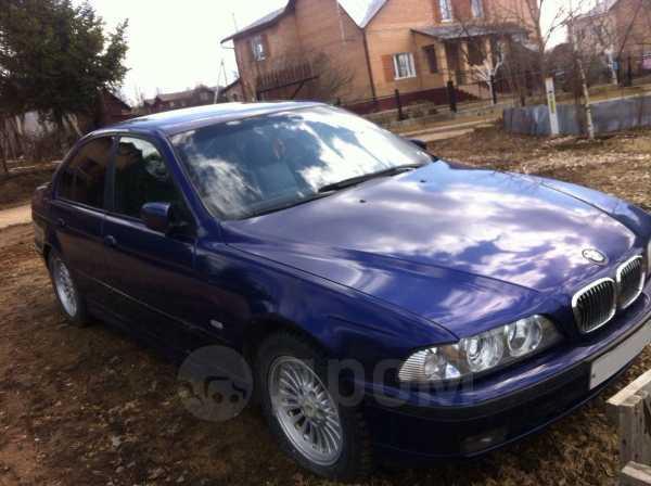 BMW 5-Series, 2000 год, 110 000 руб.