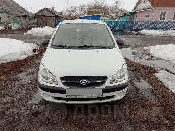 Hyundai Getz, 2010 год, 305 000 руб.