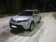 Якутск RAV4 2014