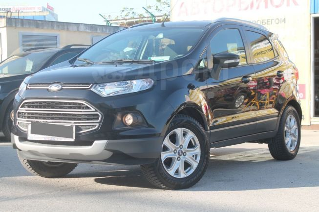 Ford EcoSport, 2015 год, 790 000 руб.