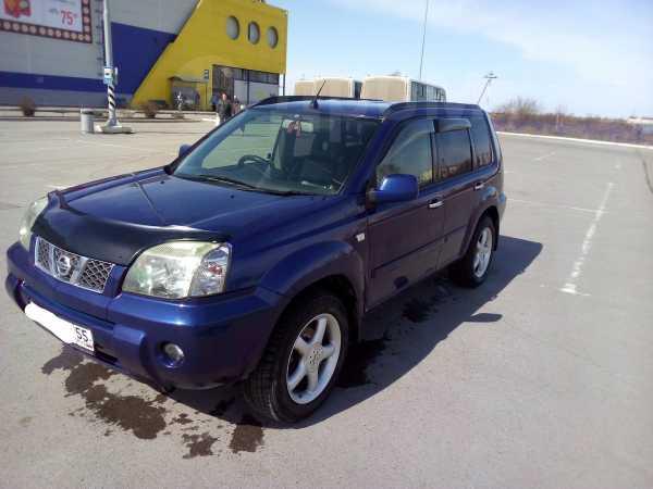 Nissan X-Trail, 2003 год, 418 000 руб.