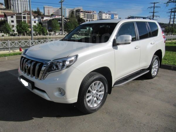 Toyota Land Cruiser Prado, 2015 год, 2 500 000 руб.