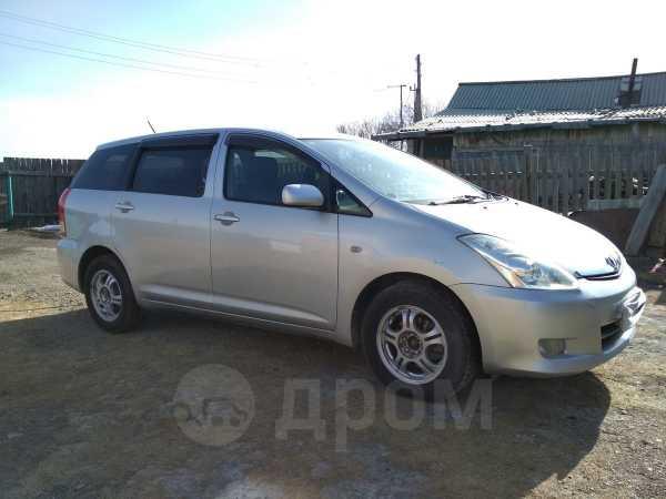 Toyota Wish, 2008 год, 520 000 руб.