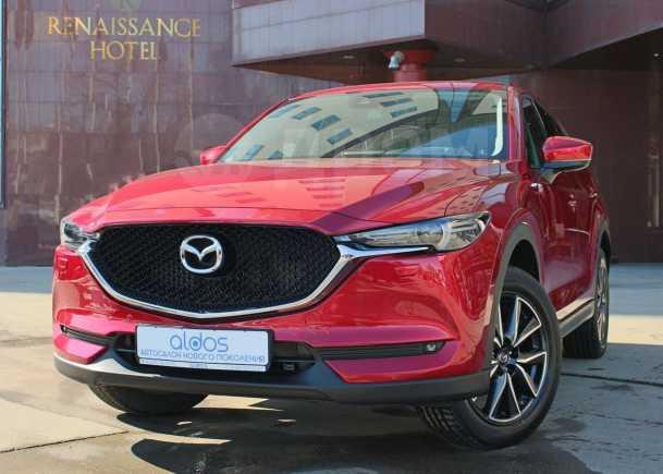 Mazda CX-5, 2019 год, 2 036 000 руб.