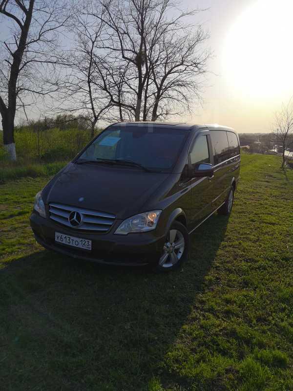 Mercedes-Benz Viano, 2012 год, 1 640 000 руб.