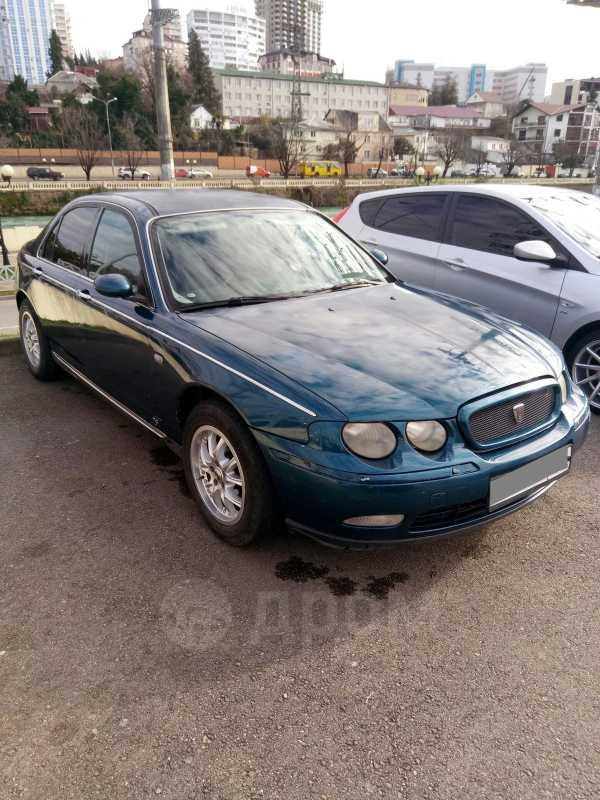 Rover 75, 2000 год, 160 000 руб.
