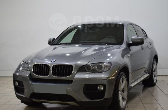 BMW X6, 2008 год, 1 030 000 руб.