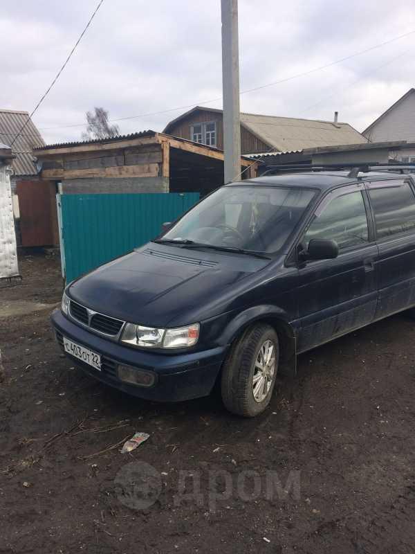 Mitsubishi Chariot, 1996 год, 120 000 руб.