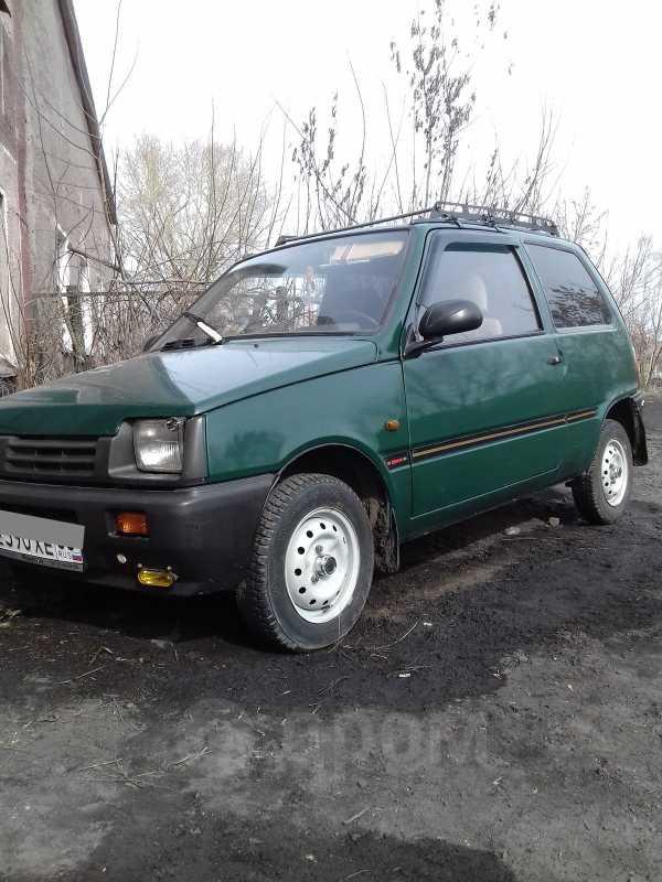 Лада 1111 Ока, 2001 год, 63 000 руб.
