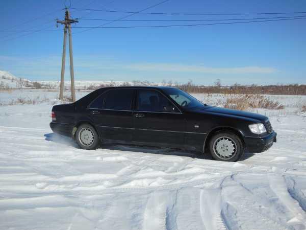 Mercedes-Benz S-Class, 1998 год, 406 000 руб.