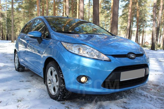 Ford Fiesta, 2011 год, 397 000 руб.