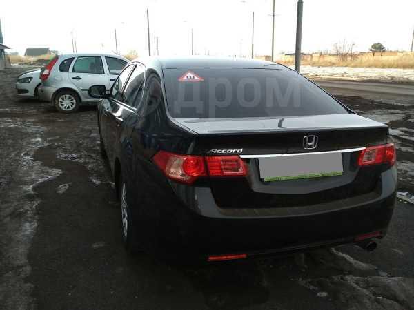 Honda Accord, 2012 год, 790 000 руб.