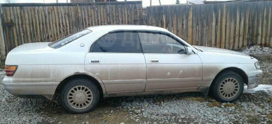 Toyota Crown, 1989 год, 160 000 руб.