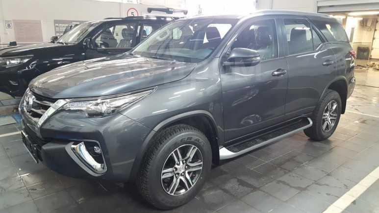 Toyota Fortuner, 2019 год, 2 625 000 руб.