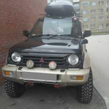 Новосибирск Pajero Junior 1996