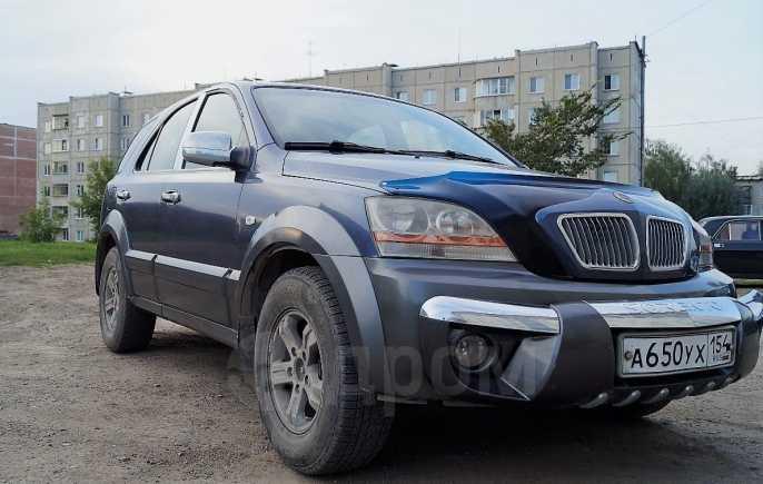 Kia Sorento, 2002 год, 270 000 руб.