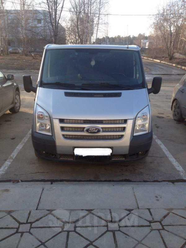 Ford Tourneo Custom, 2010 год, 920 000 руб.