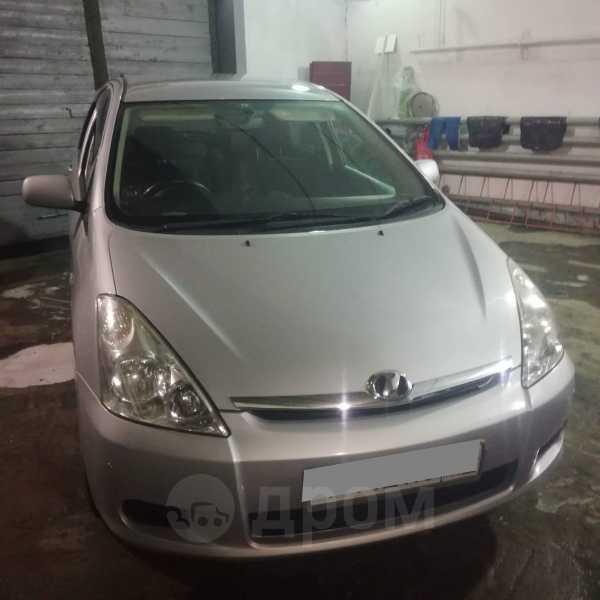 Toyota Wish, 2003 год, 420 000 руб.