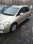 Nissan Tiida Latio, 2010 год, 460 000 руб.