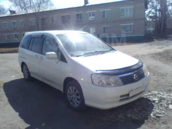 Nissan Liberty, 2002 год, 245 000 руб.