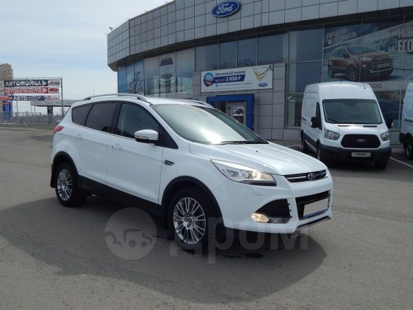 Ford Kuga, 2013 год, 947 000 руб.