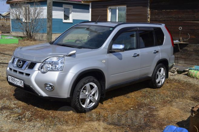 Nissan X-Trail, 2010 год, 870 000 руб.