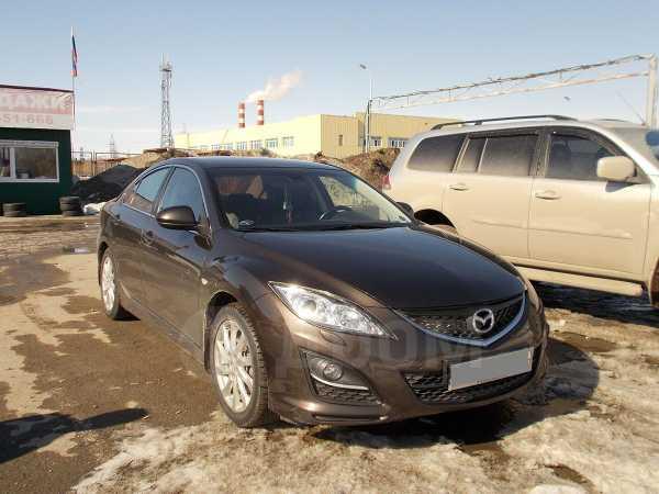 Mazda Mazda6, 2011 год, 685 000 руб.