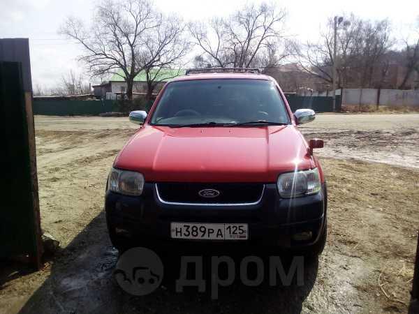 Ford Escape, 2002 год, 430 000 руб.