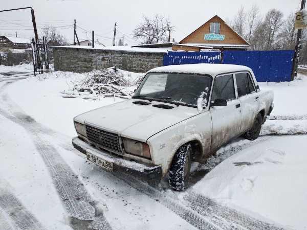 Лада 2107, 2007 год, 58 000 руб.