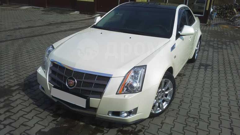 Cadillac CTS, 2009 год, 750 000 руб.
