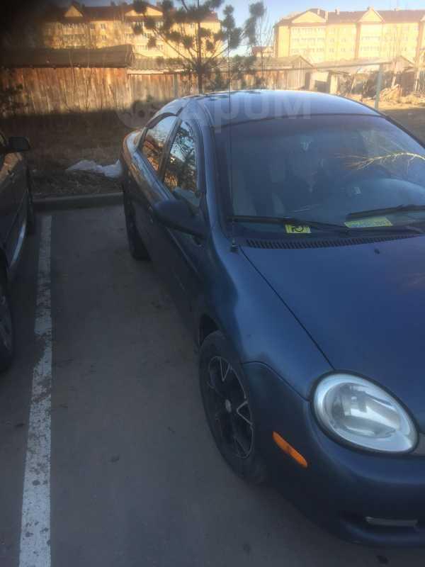Dodge Neon, 2001 год, 120 000 руб.