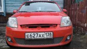Байкальск Fiesta 2007