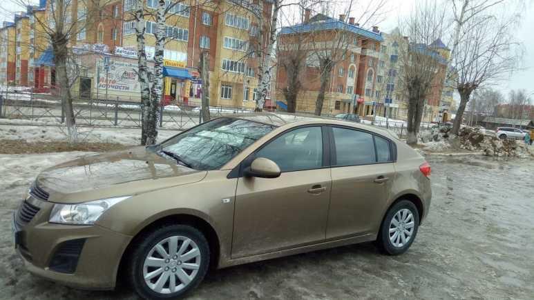 Chevrolet Cruze, 2013 год, 455 000 руб.