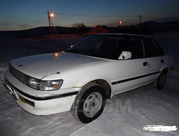 Toyota Sprinter, 1989 год, 33 000 руб.