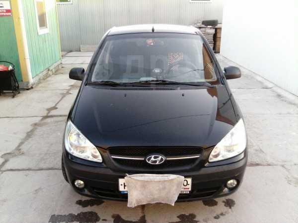 Hyundai Getz, 2010 год, 345 000 руб.