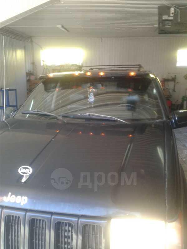 Jeep Grand Cherokee, 1996 год, 340 000 руб.