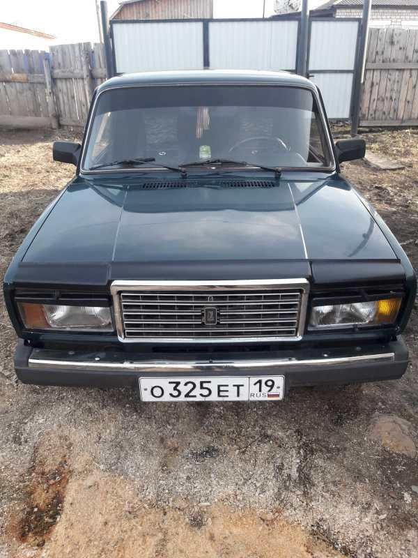 Лада 2107, 2006 год, 72 000 руб.