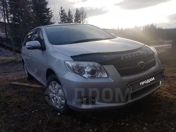 Toyota Corolla Fielder, 2008 год, 555 000 руб.