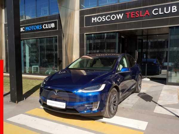 Tesla Model X, 2018 год, 12 784 546 руб.