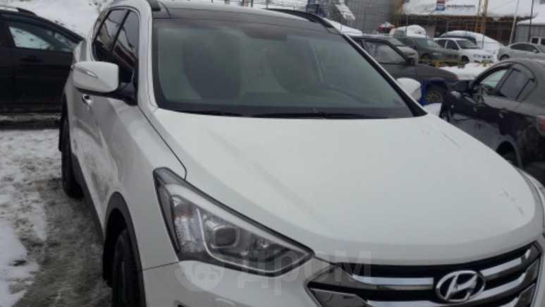 Hyundai Santa Fe, 2013 год, 1 530 000 руб.