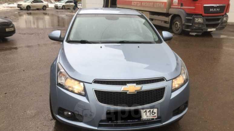 Chevrolet Cruze, 2010 год, 409 000 руб.