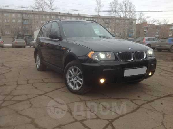 BMW X3, 2006 год, 630 000 руб.