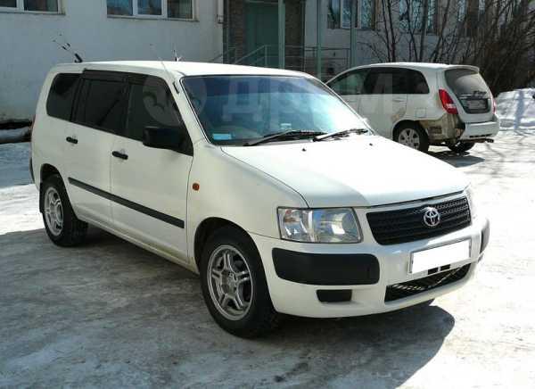 Toyota Succeed, 2002 год, 349 000 руб.