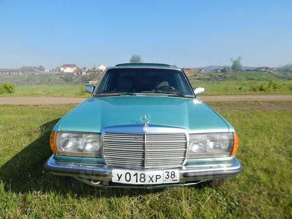 Mercedes-Benz E-Class, 1981 год, 170 000 руб.