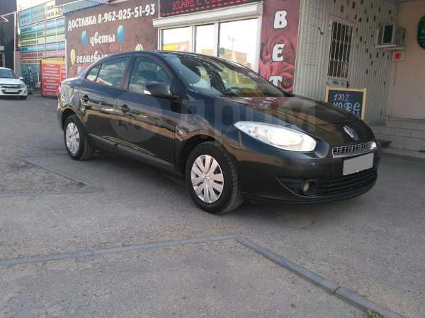 Renault Fluence, 2011 год, 444 000 руб.