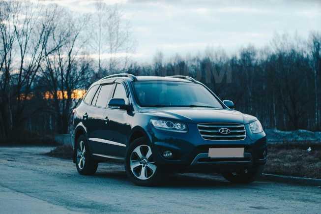 Hyundai Santa Fe, 2012 год, 850 000 руб.