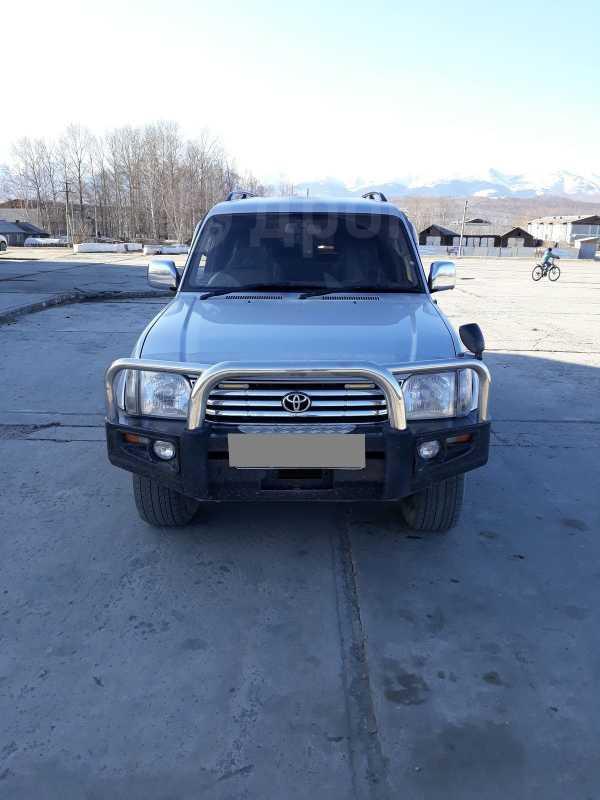 Toyota Land Cruiser Prado, 2001 год, 850 000 руб.