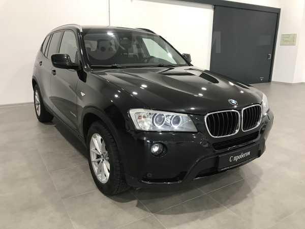 BMW X3, 2014 год, 1 495 000 руб.