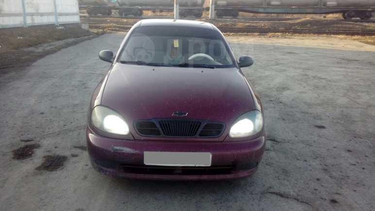 Chevrolet Lanos, 2005 год, 95 000 руб.