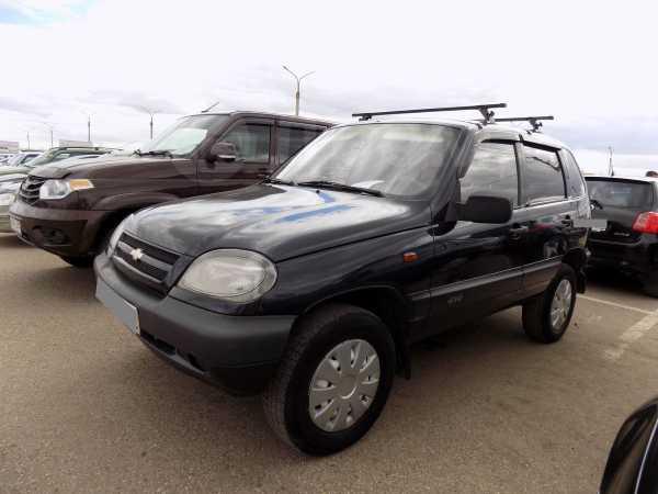 Chevrolet Niva, 2008 год, 237 000 руб.